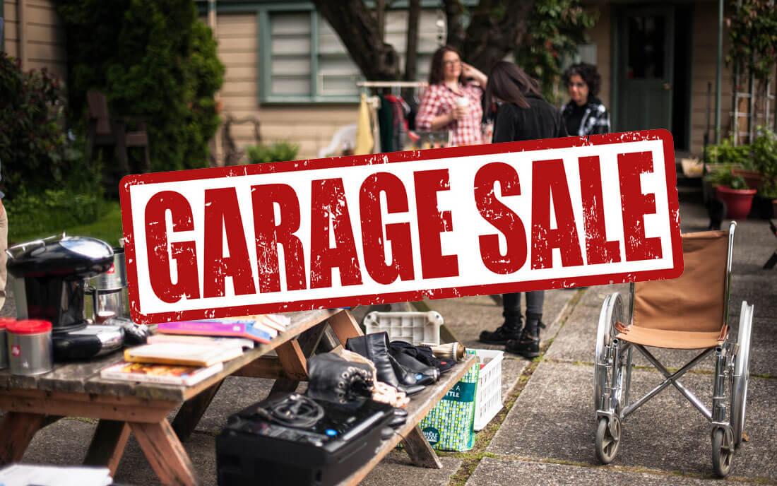 FUMC Irving Garage Sale